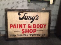 Tony's Paint & Body Shop Thumbnail