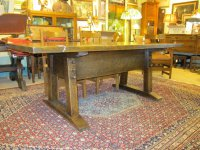 Hile Studios - Stickley Director's Table Thumbnail