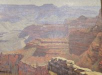 Grand Canyon Painting