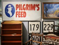 Pilgrim Feed Sign Thumbnail